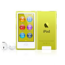 MP3-плеер Apple iPod Nano (7th generation) 16Gb Yellow (MD476)