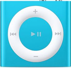 MP3-плеер Apple iPod Shuffle (5th generation) 2Gb MD775 Blue